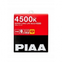 PIAA Super Long Life HV101 (H4) (4500K), 2 шт HV101-H4