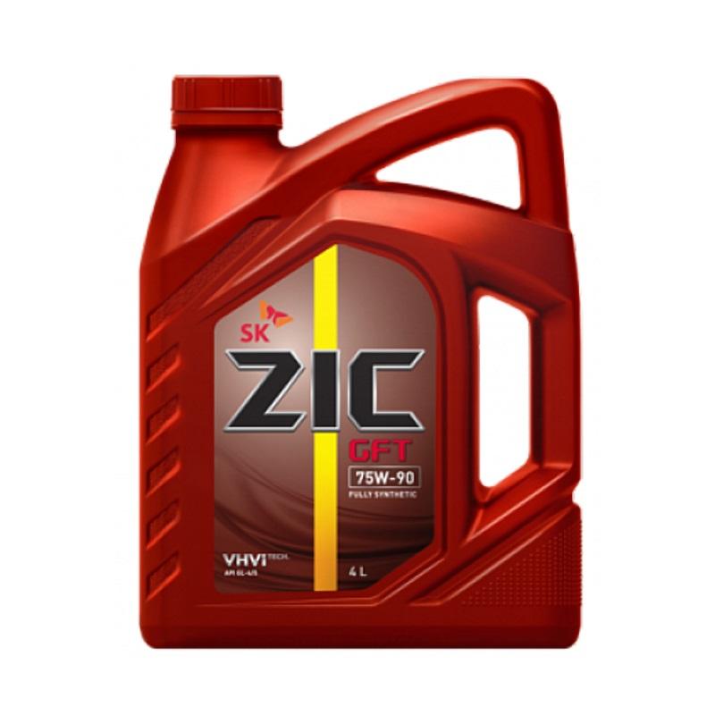 ZIC GFT 75W90, 4л
