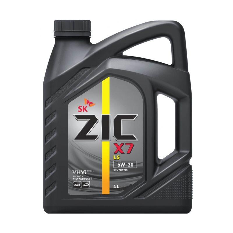 ZIC X7 LS 5W30, 4л