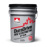 PETRO-CANADA Duradrive MV Synthetic ATF, 20л DDMVATFP20