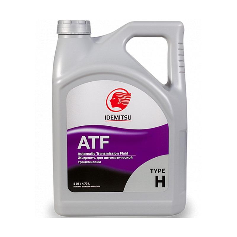 Трансмиссионное масло IDEMITSU ATF Type-H, 4.73л 30040098-953 в Барнауле – купить по честной цене в интернет-магазине «Родные масла»
