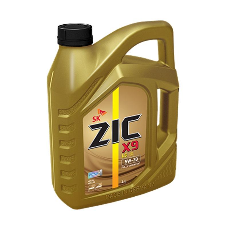 ZIC X9 LS EURO 5W30, 4л